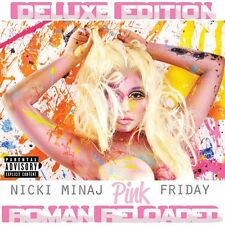 NICKI MINAJ - PINK FRIDAY...ROMAN RELOADED (DELUXE EDT.)  CD NEU
