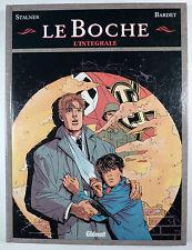 Stalner Bardet Le Boche L'intégrale 1 à 5  Ed. Glénat 1995 TBE