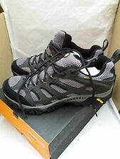 Merrell Moab Mid Mens Black Gore-Tex Waterproof Walking Hiking Shoes UK Size 9.5