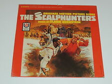 THE SCALPHUNTERS SOUNDTRACK Lp RECORD ELMER BERNSTEIN SCORE SEALED