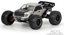 Pro-Line 3360-00 Ford F-150 Raptor SVT Clear Body 1/16 E-Revo VXL