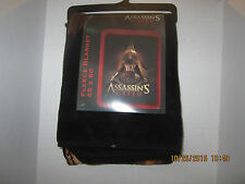 "Assassins Creed Aguilar Character Super Plush Fleece Throw Blanket 45 ""x 60"" NEW"