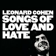 Leonard Cohen - Songs Of Love And Hate (180g 1LP Vinile, Ristampa)
