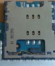 Sim Lector De Tarjetas De Reparación De Repuesto Para Iphone 3g / 3gs