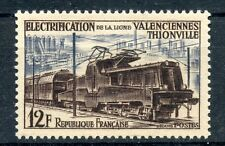 STAMP / TIMBRE FRANCE NEUF N° 1024 ** TRAIN / LIGNE VALENCIENNES THIONVILLE