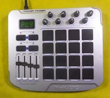 "M AUDIO TRIGGER FINGER MIDI CONTROLLER WITH 16 PADS ""FREE SHIPPING"""
