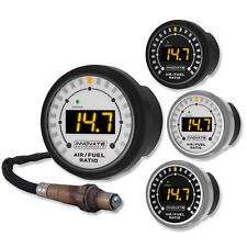 INNOVATE MTX-L AFR Wideband 8 ft. Air/Fuel Ratio Gauge O2 Sensor LSU 4.9 3844