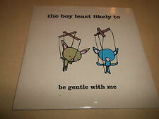 "THE BOY LEAST LIKELY TO "" BE GENTLE WITH ME "" CD SINGLE PROMO 2008 MINT"
