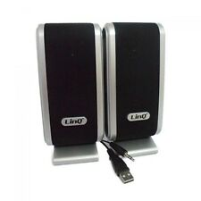 FWS CASSE AMPLIFICATE USB 2.0 SISTEMA ALTOPARLANTI 320 W SPEAKER NOTEBOOK AUDIO
