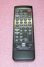 Remote Control dual 1510 pll Infra - Rot Fernbedienung IR-Fernbedienung