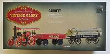 Corgi Vintage Gloria Garrett 4CD Tractor de carretera, remolques & registro carga Wynns 80305