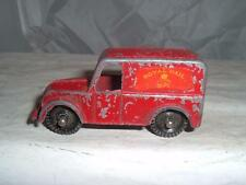 EARLY CHARBENS DIECAST METAL ROYAL MAIL VAN WITH METAL WHEELS VINTAGE SEE PHOTOS