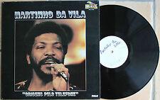 """MARTINHO DA VILA """"ORIGENS PELO TELEFONE""""   33T  LP"""