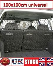 Pet Guard Net Car Safety Dog Barrier Mesh Protector Hatchback Storage 100x100cm