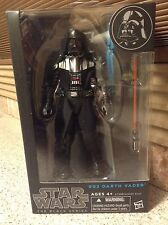 """darth vader:Star wars the Black Series 6""""Action Figure Xmas gift new in box"""