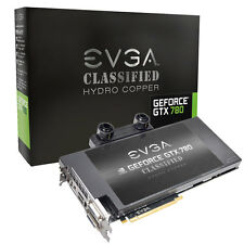 EVGA GeForce GTX 780 HYDRO Copper CLASSIFIED (3072 MB) Wasserkühler Water Cooled
