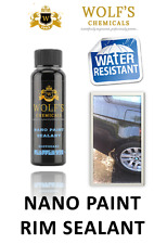 Wolf Chemicals Nano Ceramic Coating Paint & Wheels Rim Sealant Mirror-like 150ml