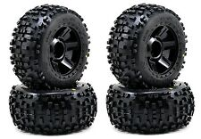 "Proline 3.8"" Badland Monster Truck Wheels 17mm Hex F/R (4) #1178-11 OZ RC Models"