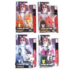 Transformers Generaciones Titan Masters Onda 3 Conjunto de 4-Nuevo En Existencias