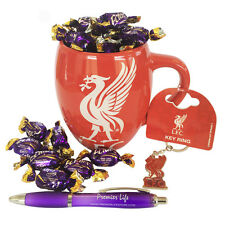 Liverpool FC Hamper with Mug, Key ring and Cadbury Eclairs