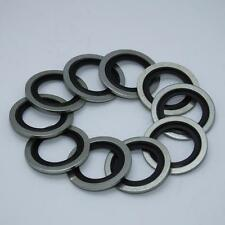 M22 Dowty Bonded Replacement washer gasket -- fits PSR0601 -- (10-pack 22mm R/M)