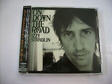 IZZY STRADLIN - ON DOWN THE ROAD - CD JAPAN PRESS LIKE NEW 2002 - GUNS'N'ROSES