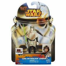 2015 Star Wars Saga Legends SL25 Luke Skywalker (Endor) International