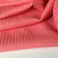 "Beautiful Carol  Colour Wool Cotton Boucle Fabric 55""140cm"