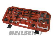 VW AUDI VAG Seat Skoda Master Engine Timing Tool Kit Set Petrol & Diesel Garage
