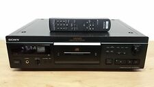 Sony CDP-XA20ES Black High-End CD-Player - *NEW LASER - Stabilizer Puck*