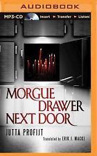 Morgue Drawer: Morgue Drawer Next Door 2 by Jutta Profijt (2015, MP3 CD,...