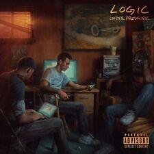 Logic, The Logic - Under Pressure [New Vinyl] Explicit, Gatefold LP Jacket