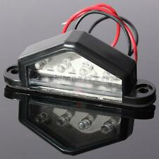 10-30V 4 LED REAR LICENSE NUMBER PLATE LIGHT LAMP TRUCK TRAILER FULLY WATERPROOF