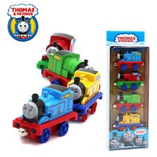 THOMAS THE TANK MAGNETIC MODEL TRAINS KID BOY DIECAST FIGURINE PLAY SET TOY GIFT
