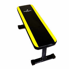Marcy Bruce Lee Signature Flat Dumbbell Free Weight Bench
