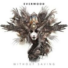 EVERWOOD - WITHOUT SAVING  CD NEU