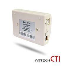 Artech AD101 USB Caller-ID Device Caller ID Aufzeichung von Anrufzeit Nummer etc