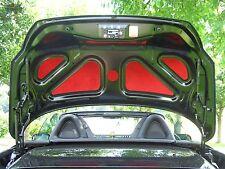 NEW pour SLK R 170/171/172 Mercedes couvercle du coffre hayon inserts apparences