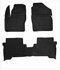 FORD KUGA II 2013- Escape 2013- Rubber Car Floor Mats All Weather Carmats