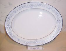 "NEW Noritake DEARBORN 14"" Oval Medium Serving Platter - BRAND NEW IN THE BOX"