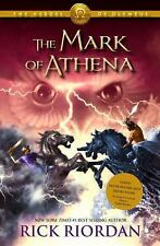Heroes of Olympus: The Mark of Athena Book 3 by Rick Riordan Free Ship