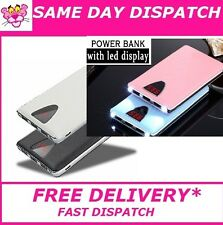 16800mAh Portable Battery Charger Pack Backup Power Bank for Mobile Phone 2 USB