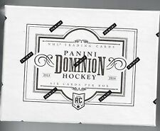 PANINI DOMINION 2013-14 SEALED HOCKEY HOBBY BOX