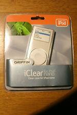 NEW Griffin iClear Nano 2 Gen iPod Nano Case