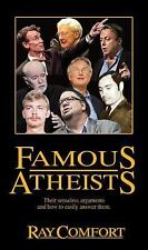 Famous Atheists Ray Comfort (2014, Paperback)