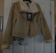 Womens JR RU Jacket Size XL Cute and Warm selling alot of name Brand clothes NWT