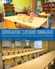 Comprehensive Classroom Management: Creating Communities 11th Jones Access Code