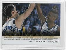 2014-2015 SP AUTHENTIC MOMENTS BASKETBALL GRANT HILL / CHRISTIAN LAETTNER #75