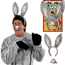 Donkey Set for / Nativity/Carnival /Shrek Donkey Fancy Dress Accessory