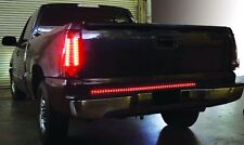 "IPCW LEDB-49R 49"" Crystal Clear LED Multi-Function Tailgate Light Bar with Reve"
